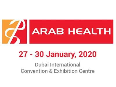 See you in Arab Health 2020!